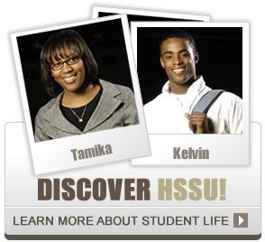 Discover HSSU Through the Words and Experiences of Our Students.
