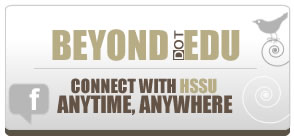 Link to MyHSSU: Your 24/7 Campus Connection