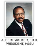 Image of Dr. Albert Walker, Ed.D.