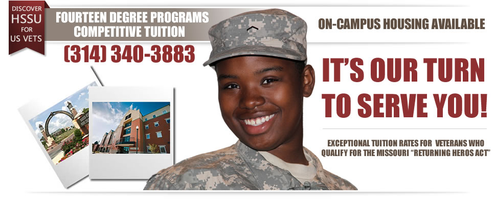 HSSU Welcomes Military Veterans